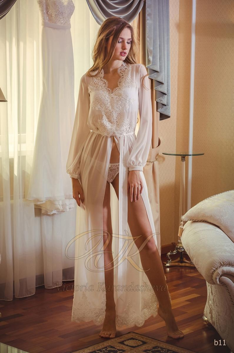 Будуарное платье Victoria Karandasheva b11
