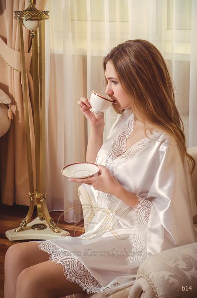 Будуарное платье Victoria Karandasheva b14