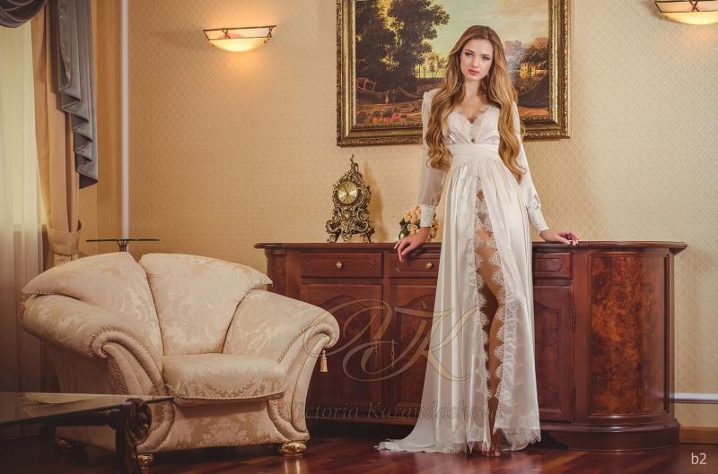 Будуарное платье Victoria Karandasheva b2