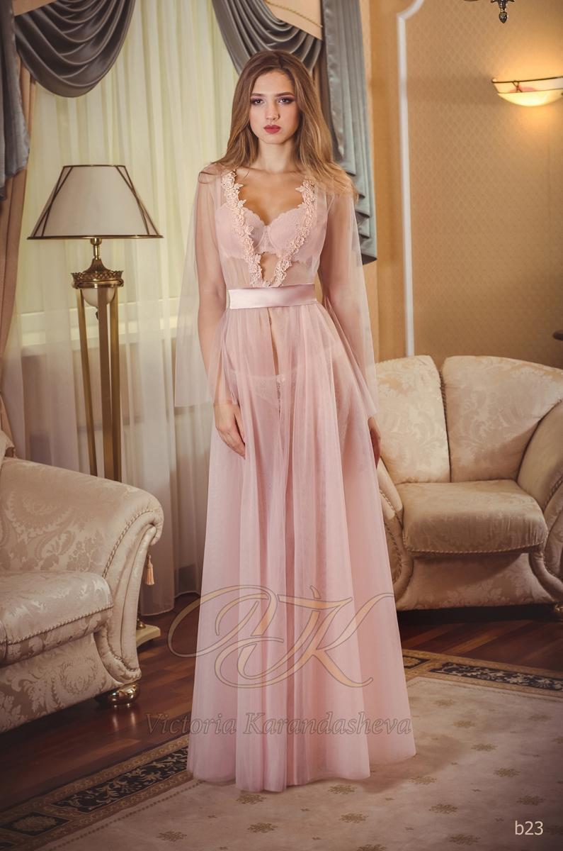 Budoárové šaty Victoria Karandasheva b23