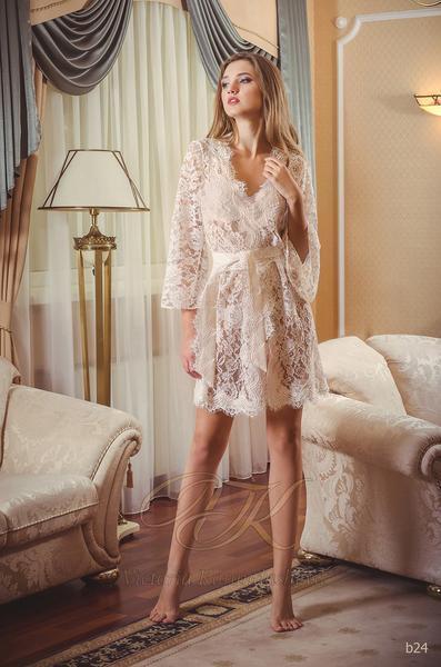 Budoárové šaty Victoria Karandasheva b24