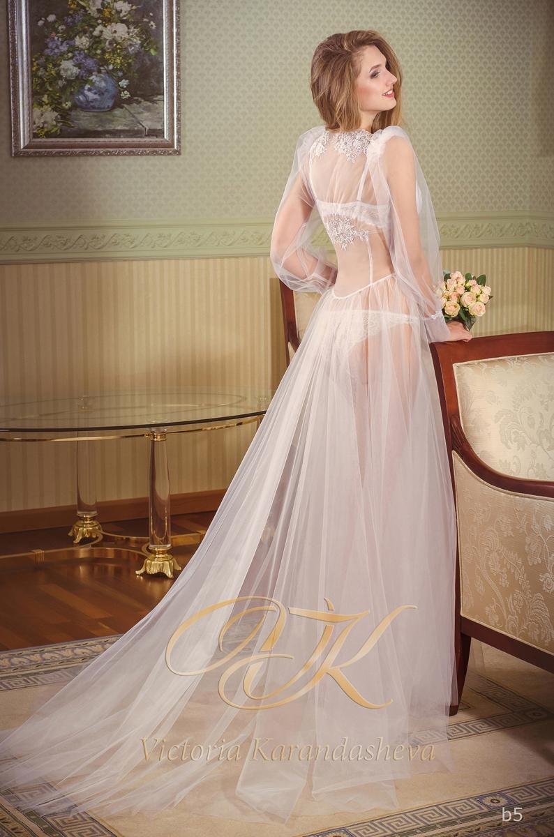 Будуарное платье Victoria Karandasheva b5