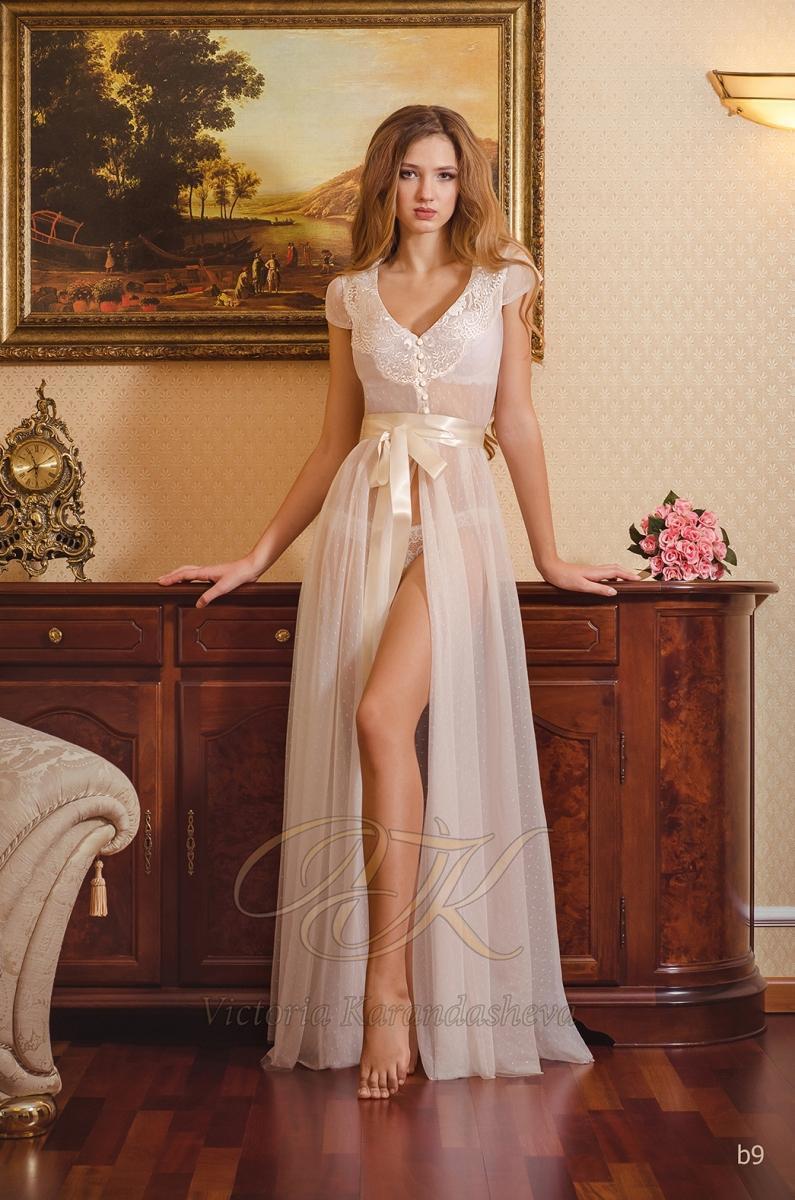 Будуарное платье Victoria Karandasheva b9