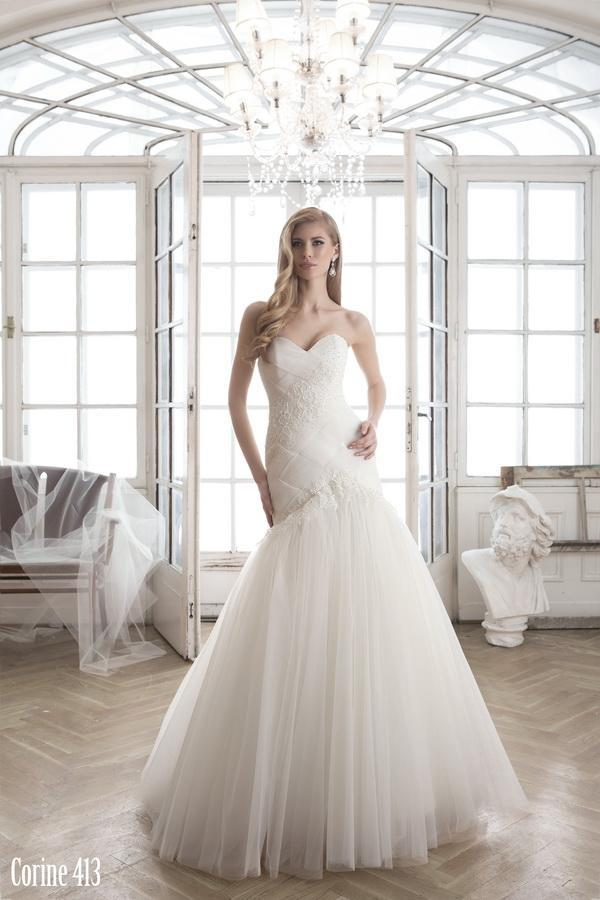 Wedding Dress Viva Deluxe Corine