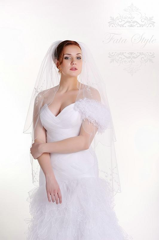 Welon ślubny Fata Style Дария