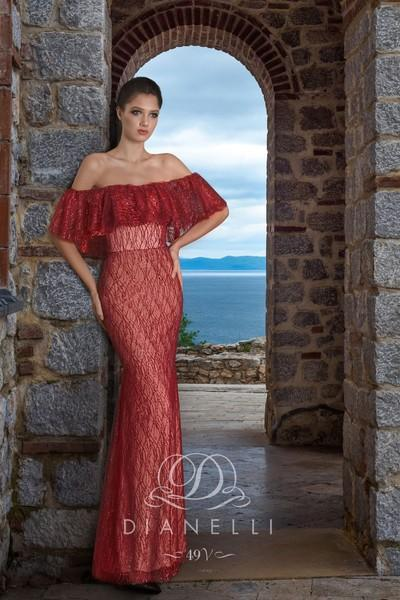 Suknia wieczorowa Dianelli 49V