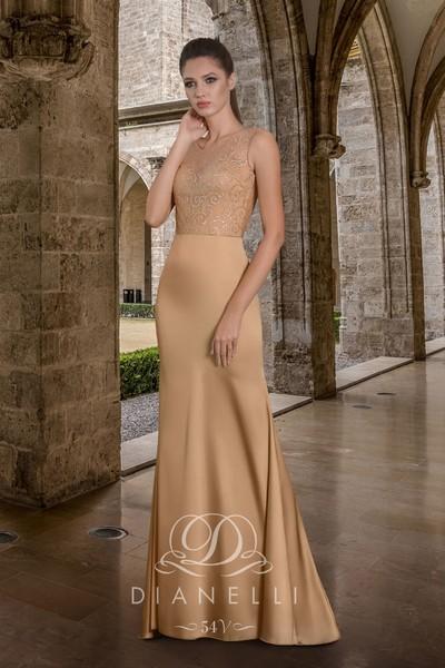 Вечернее платье Dianelli 54V