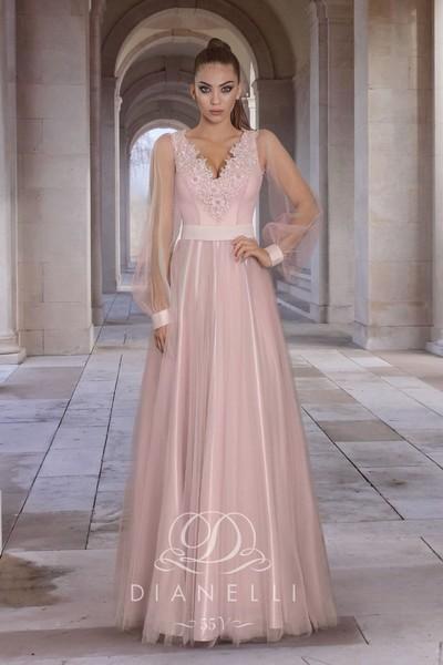 Suknia wieczorowa Dianelli 55V