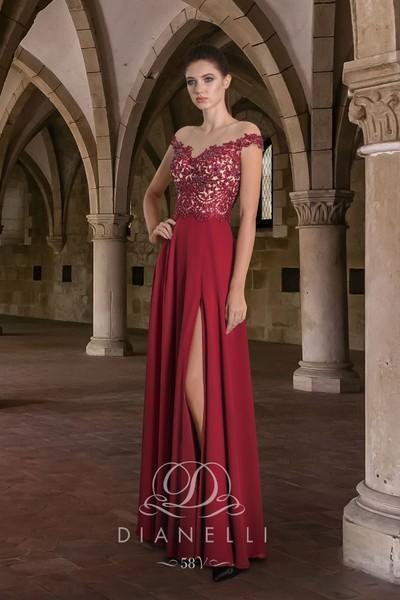Suknia wieczorowa Dianelli 58V
