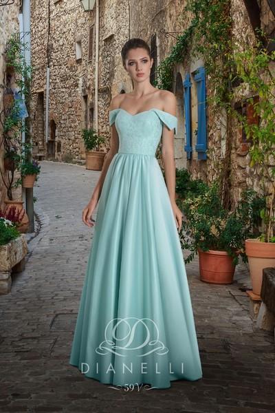 Suknia wieczorowa Dianelli 59V