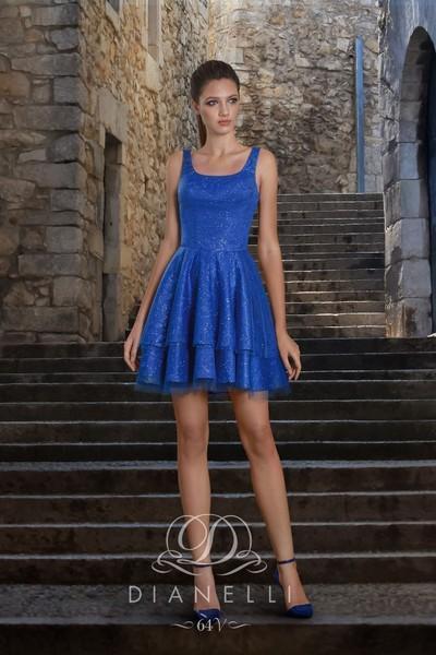 Suknia wieczorowa Dianelli 64V