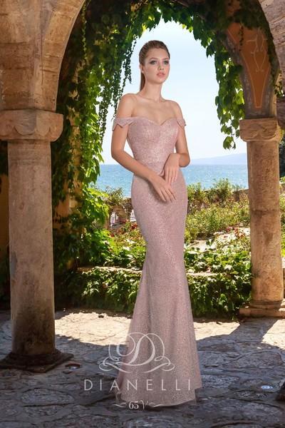 Suknia wieczorowa Dianelli 65V