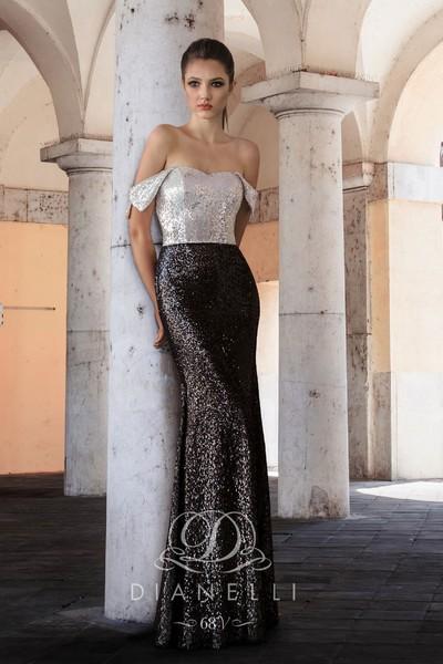 Suknia wieczorowa Dianelli 68V