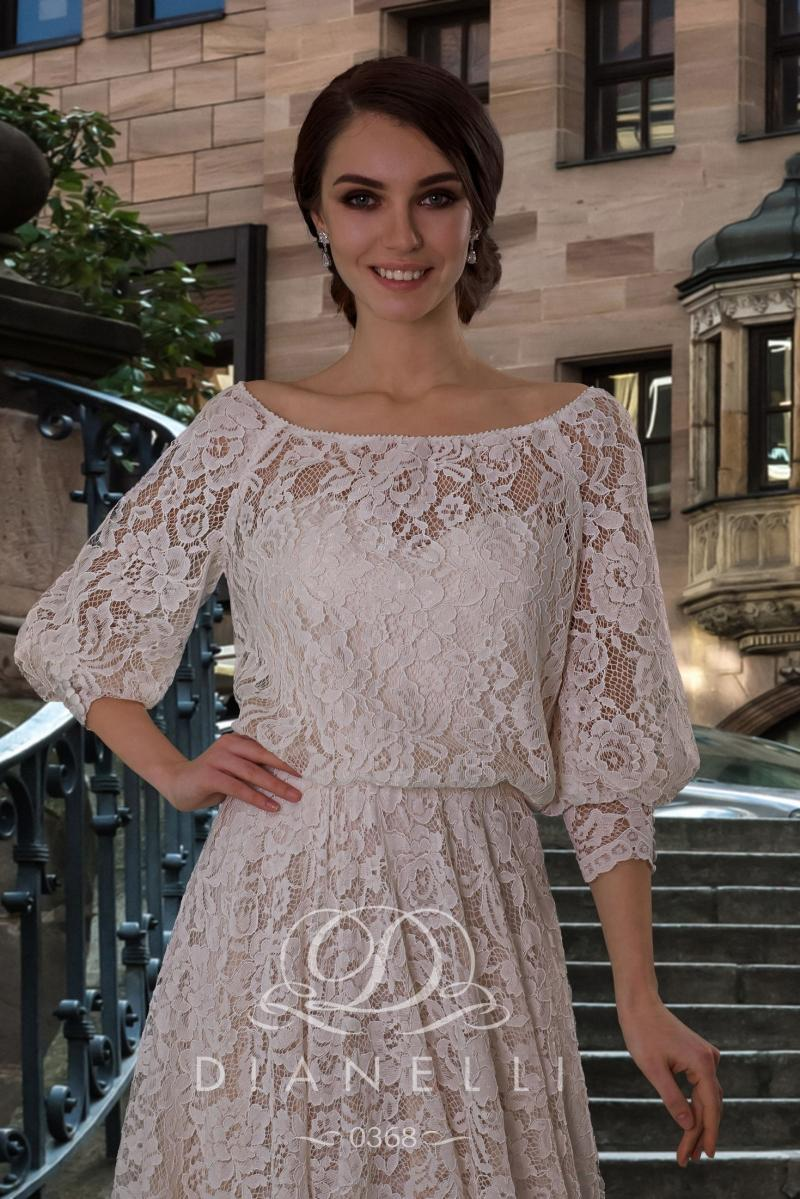 Vestido de novia Dianelli 0368