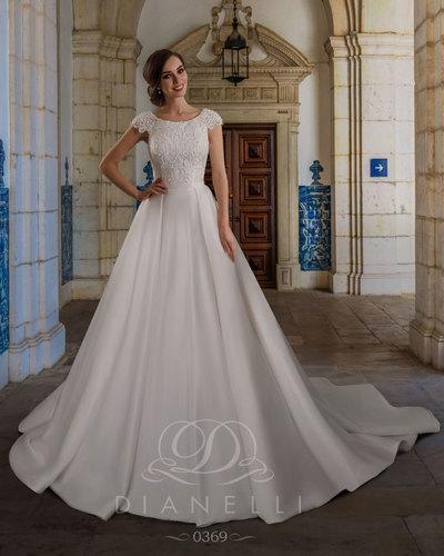 Wedding Dress Dianelli 0369
