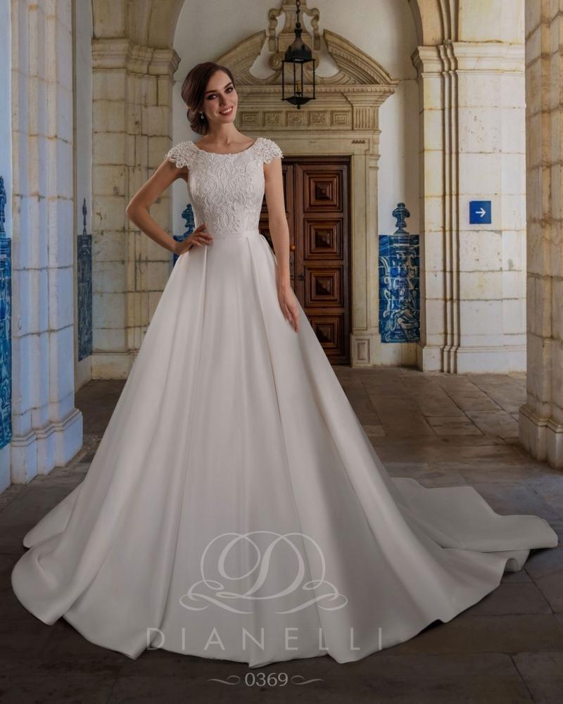 Suknia ślubna Dianelli 0369