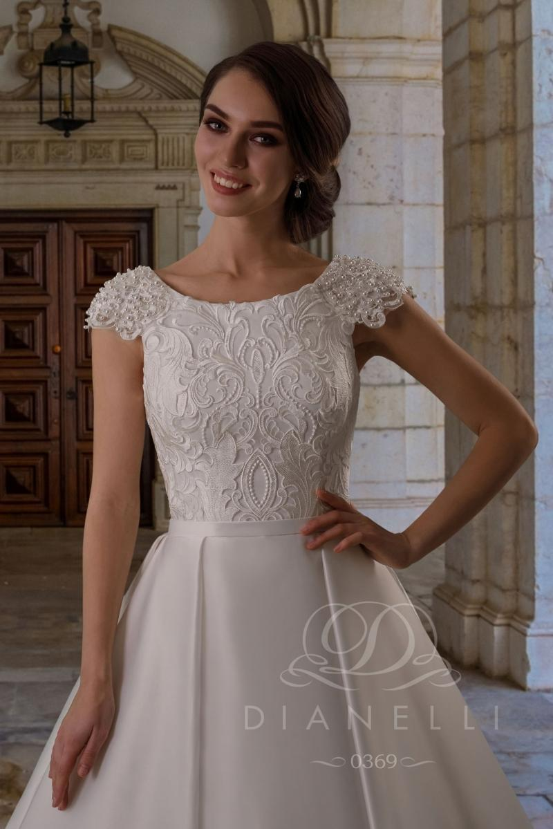 Свадебное платье Dianelli 0369