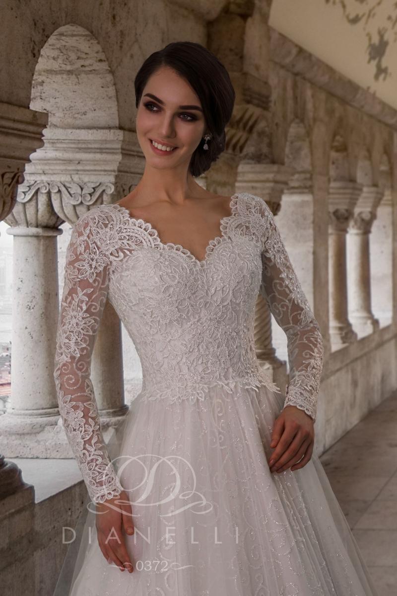 Suknia ślubna Dianelli 0372
