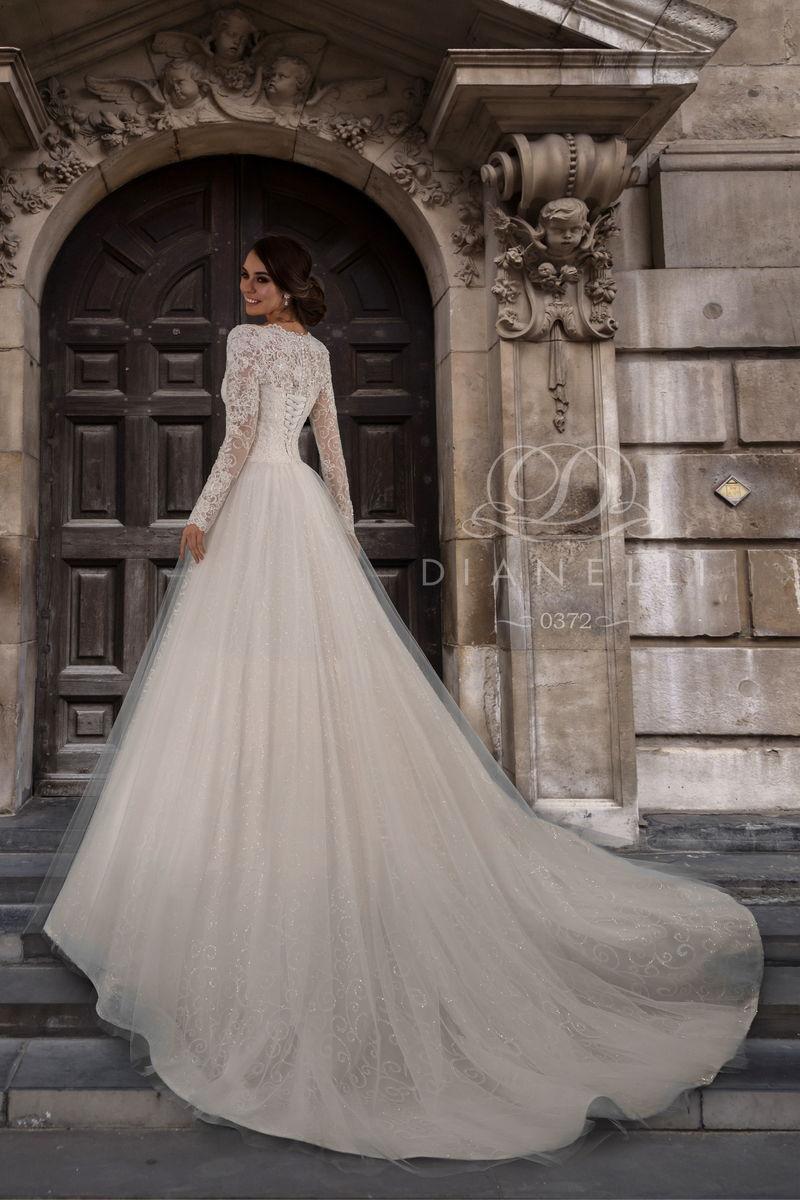 Свадебное платье Dianelli 0372