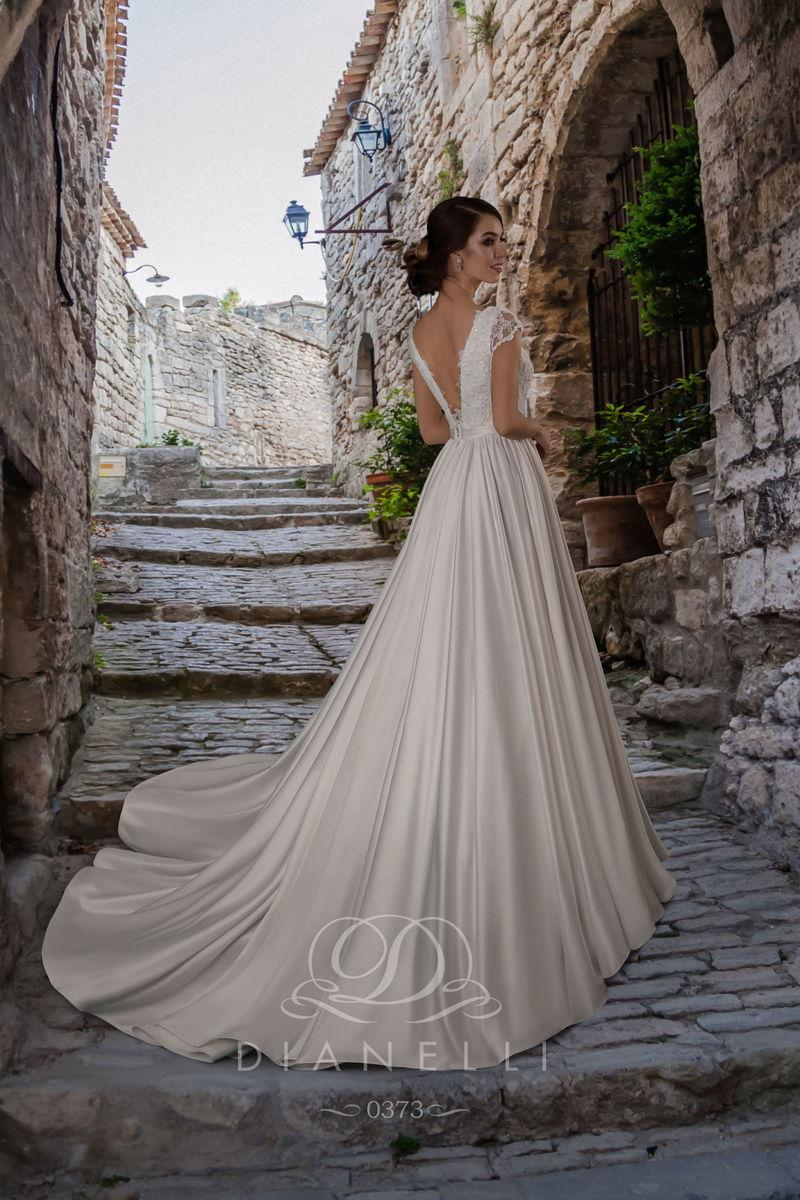 Свадебное платье Dianelli 0373