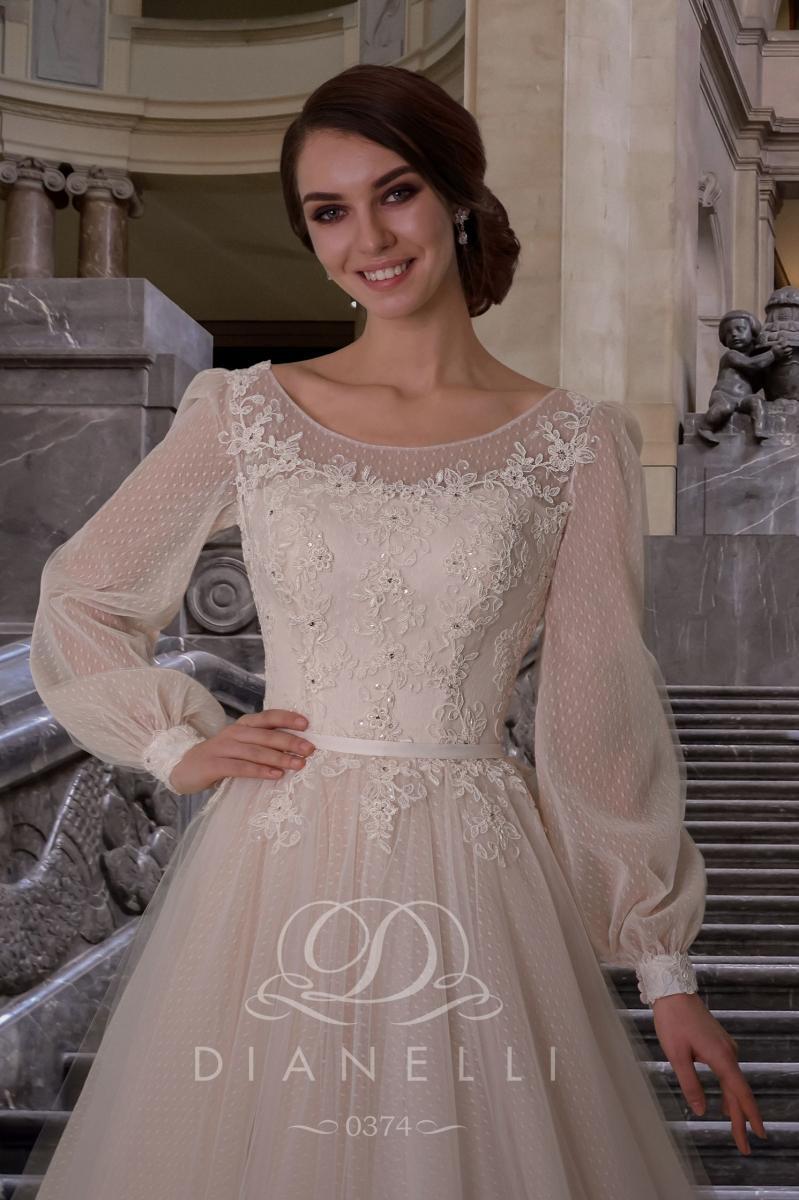 Suknia ślubna Dianelli 0374