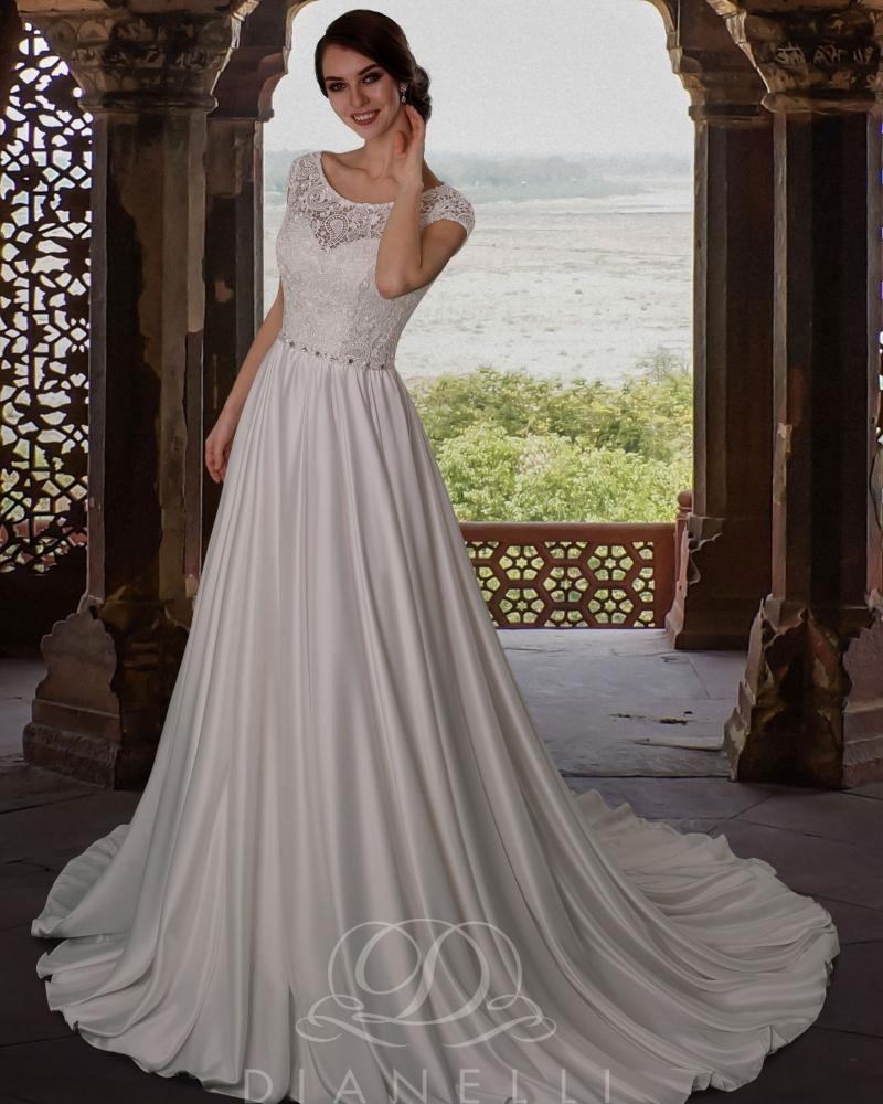 Suknia ślubna Dianelli 0375