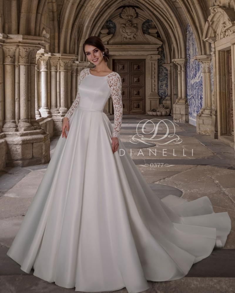 Свадебное платье Dianelli 0377