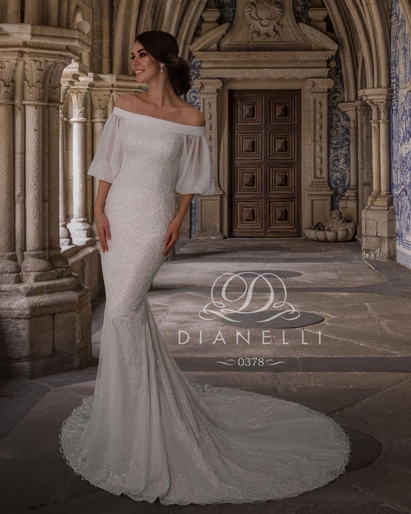 Свадебное платье Dianelli 0378