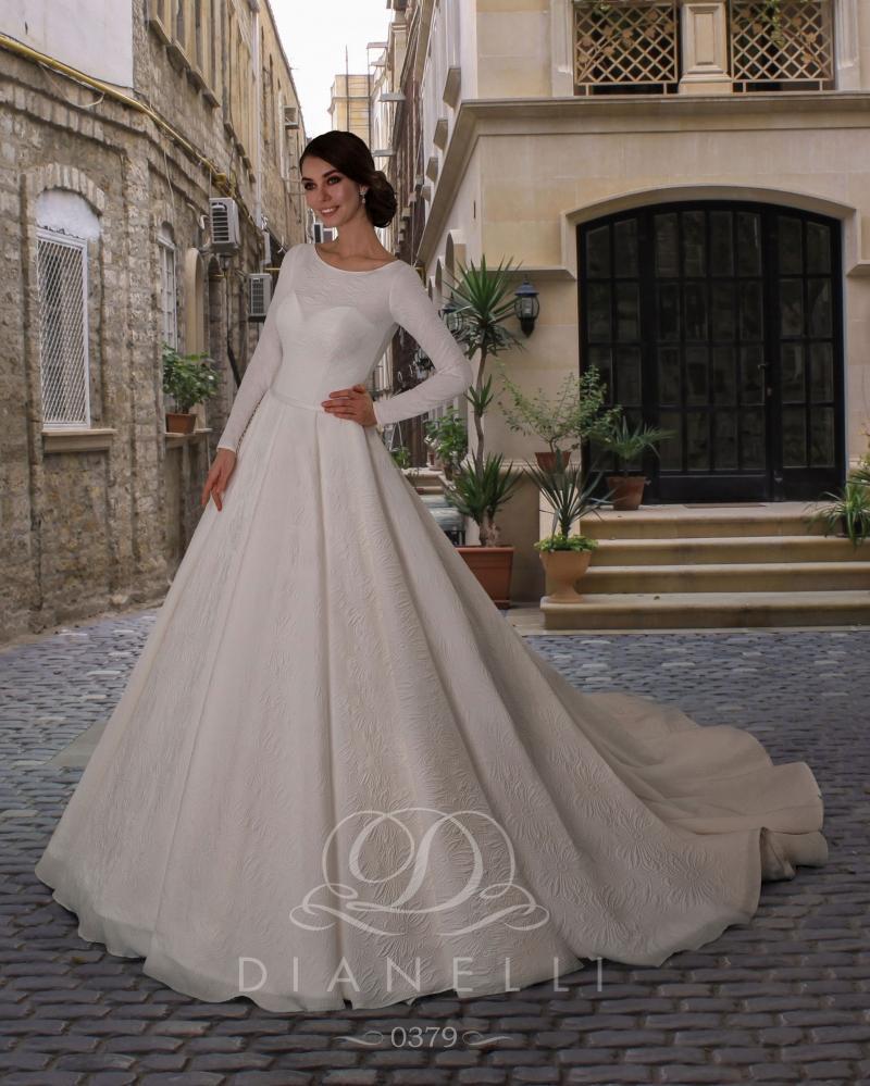 Suknia ślubna Dianelli 0379