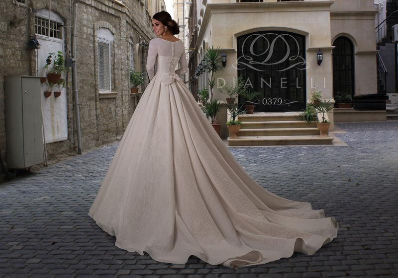Свадебное платье Dianelli 0379