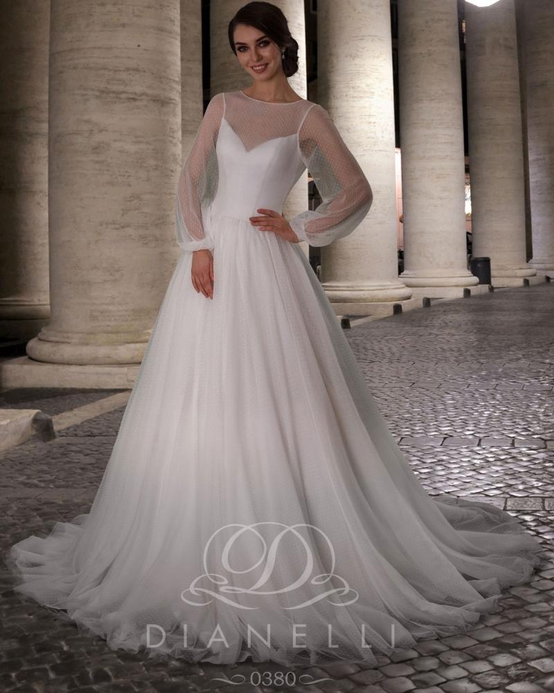 Suknia ślubna Dianelli 0380