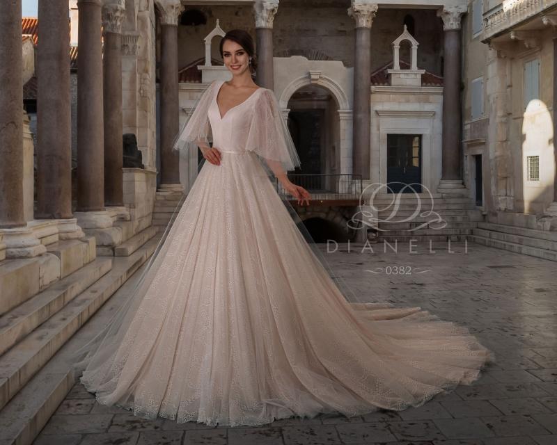 Свадебное платье Dianelli 0382