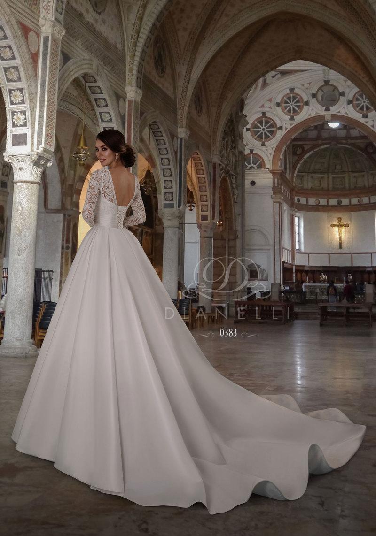 Свадебное платье Dianelli 0383
