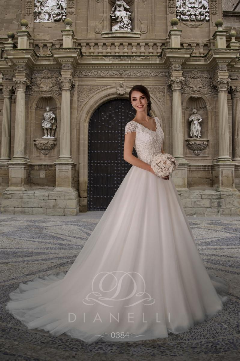 Свадебное платье Dianelli 0384