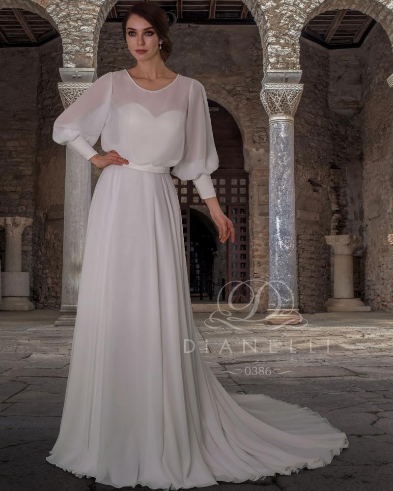Bruidsjurk Dianelli 0386