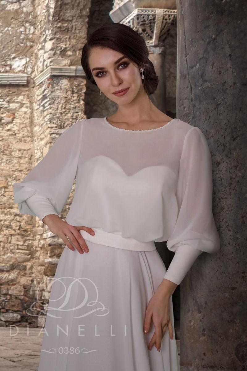 Свадебное платье Dianelli 0386