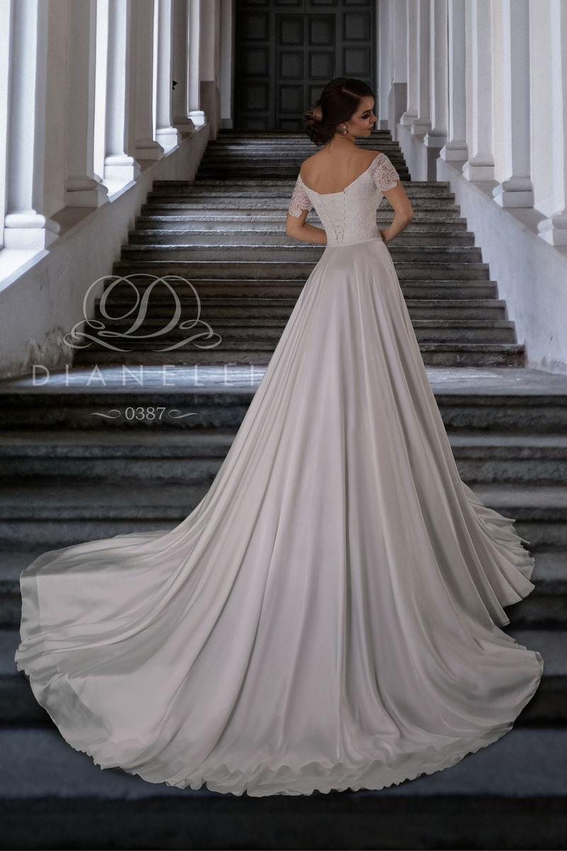 Свадебное платье Dianelli 0387