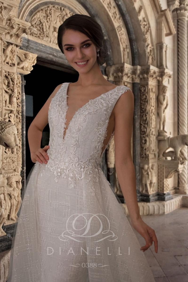 Свадебное платье Dianelli 0388