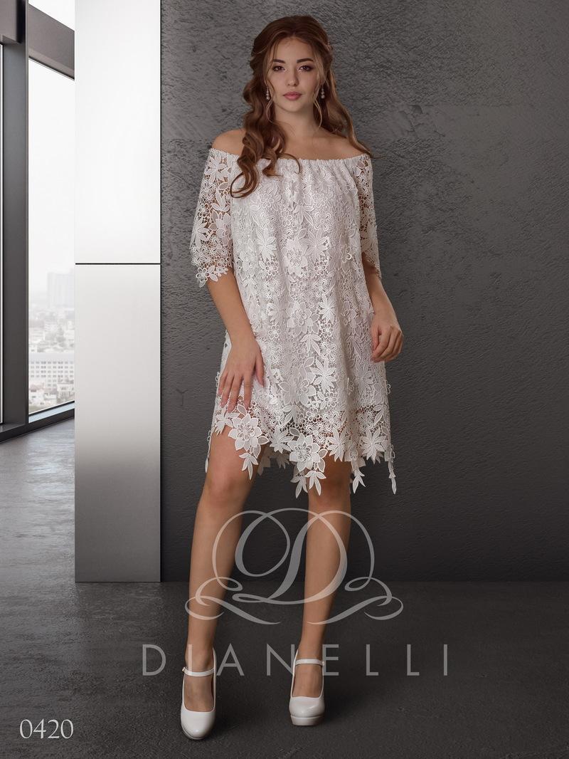 Свадебное платье Dianelli 0420