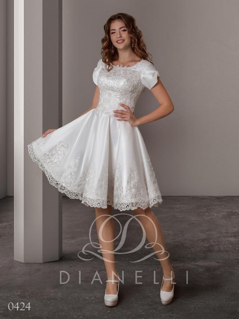 Свадебное платье Dianelli 0424