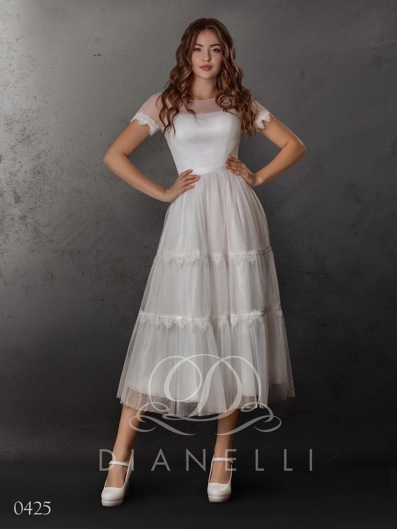 Свадебное платье Dianelli 0425