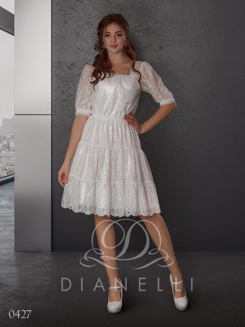Свадебное платье Dianelli 0427