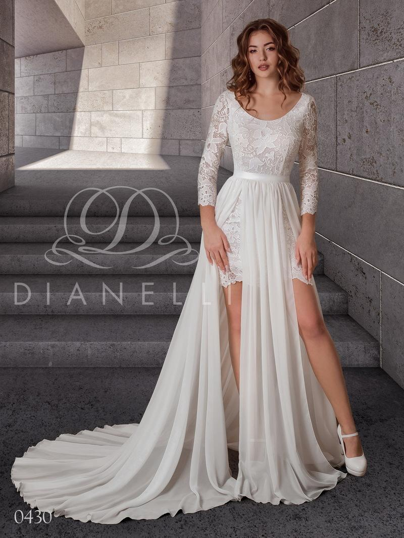 Свадебное платье Dianelli 0430