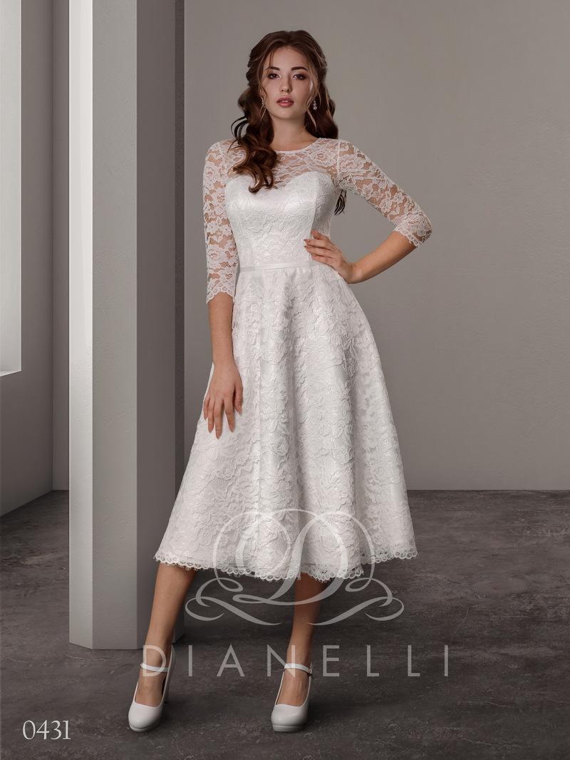 Свадебное платье Dianelli 0431