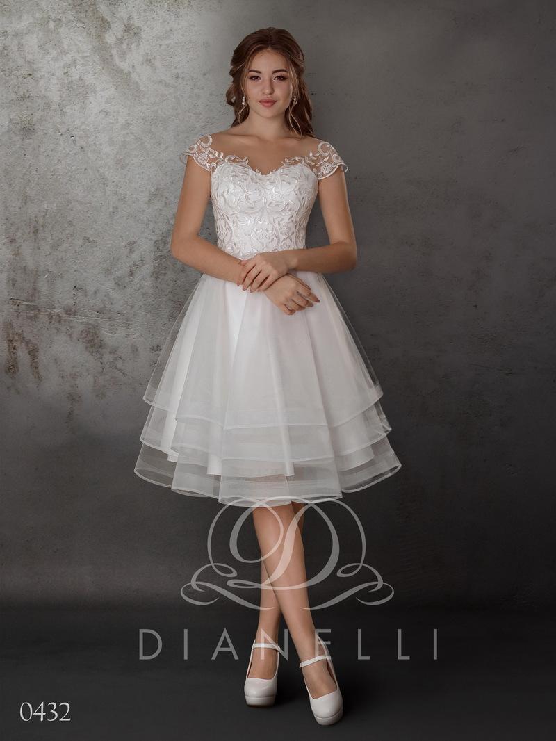 Свадебное платье Dianelli 0432
