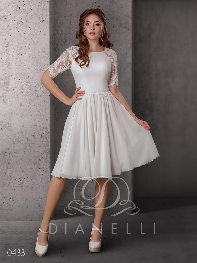 Свадебное платье Dianelli 0433