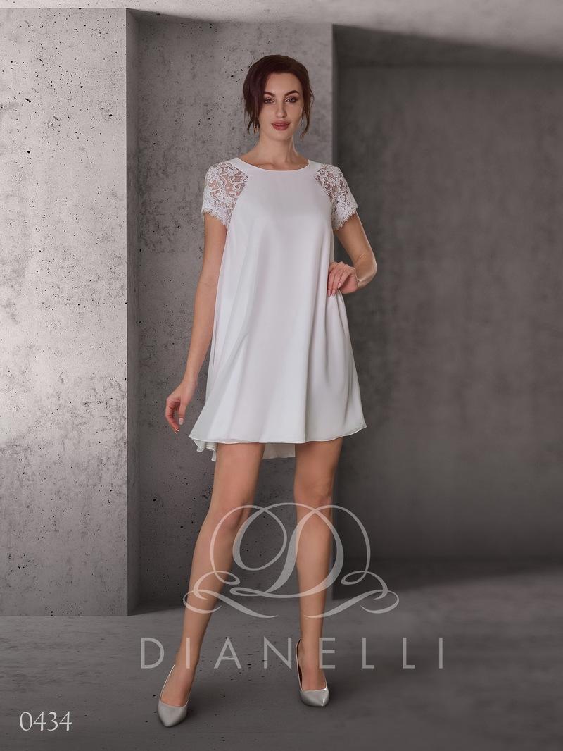 Свадебное платье Dianelli 0434