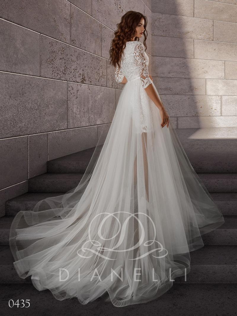 Свадебное платье Dianelli 0435