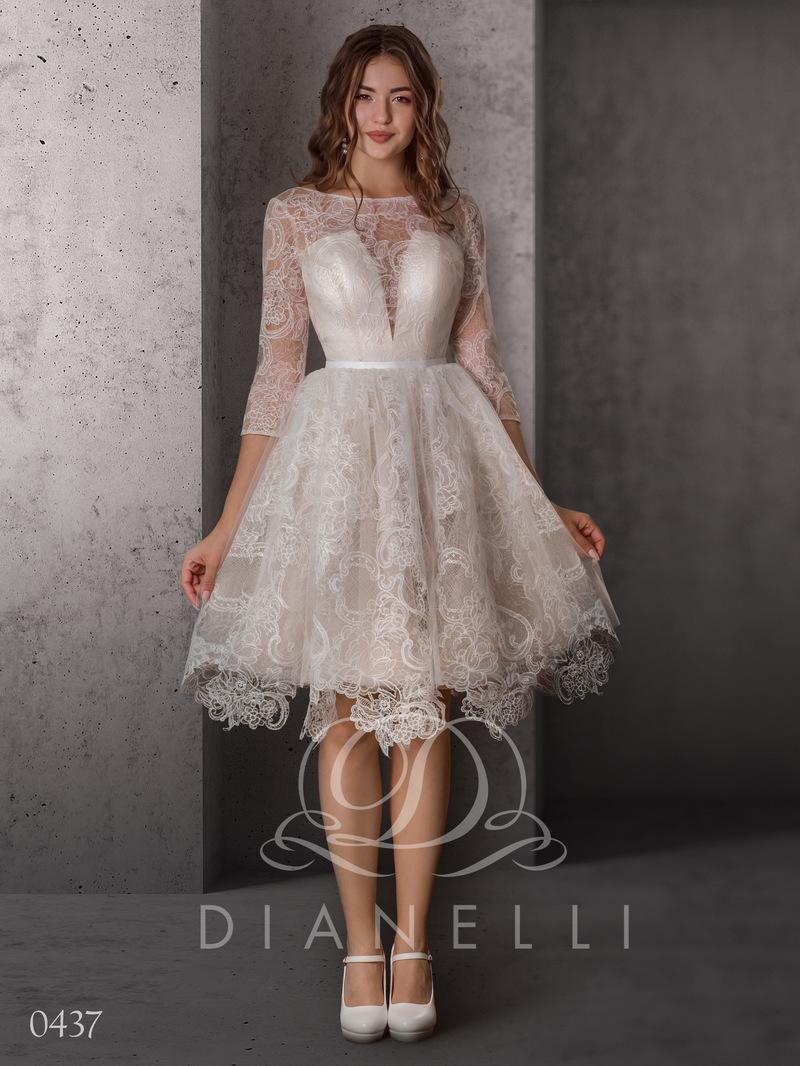 Свадебное платье Dianelli 0437