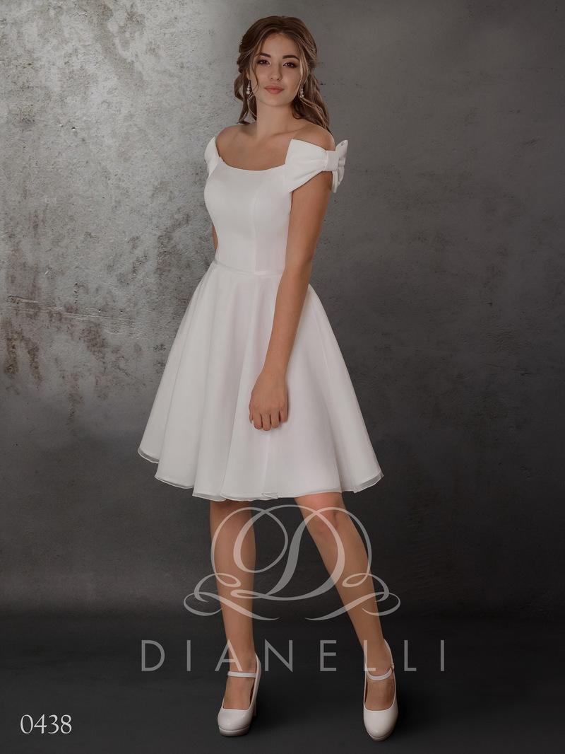 Свадебное платье Dianelli 0438